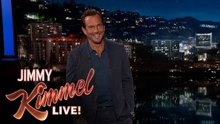 Will Arnett's Guest Host Monologue on Jimmy Kimmel Live