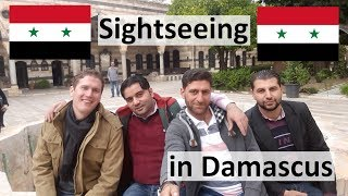 German Tourist in Damascus 🇸🇾