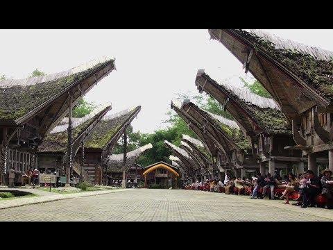 Kete' Kesu Kampung Budaya Toraja video
