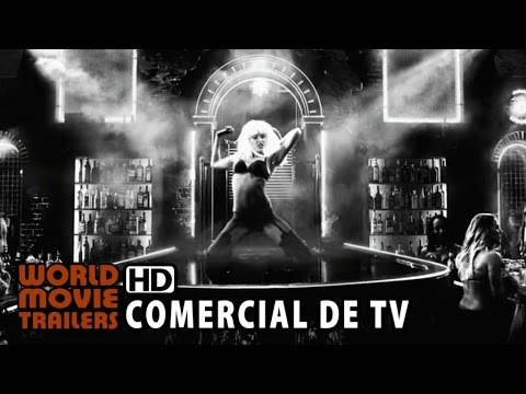 Sin City 2: A Dama Fatal Comercial de tv (2014) - Jessica Alba, Rosario Dawson HD