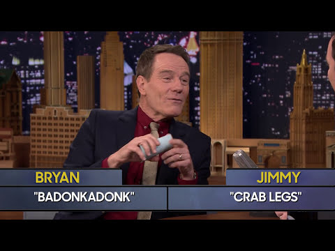 Word Sneak with Bryan Cranston