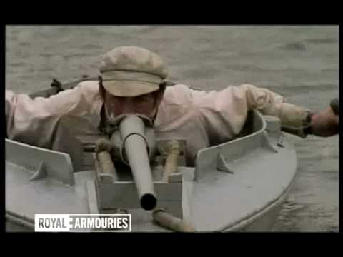 Royal Armouries wildfowling film clip Video