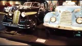 BMW 326 1939 года.Самая комфортабельная из моделей «БМВ» выпускавшихся до войны.