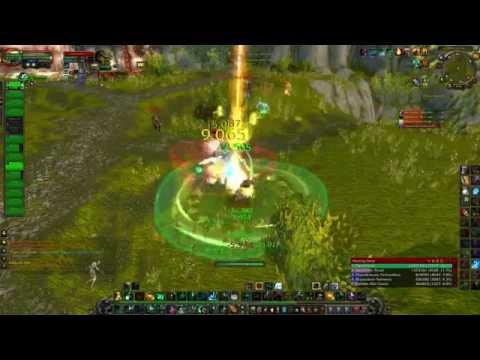 Twochains The Mistweaver - Pvp Battleground - Wow video