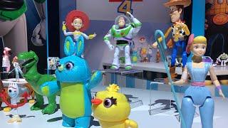 Mattel: Toy Story 4, DC Comics #HotWheels y más - Toy Fair 2019 ★JJyC★