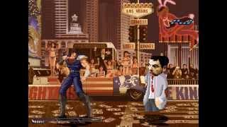 M.U.G.E.N Kenshiro vs Mr..Bean, Mizuchi(Orochi), R.Mika & Sagat