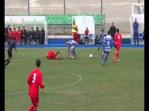 La Hoya Lorca 1 - Sevilla Atlético 1 (14-12-14)