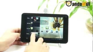 ViewSonic ViewPad N710 Tegra3 QuadCore 7 HD-IPS Tablet with Bluetooth & GPS- Hands on