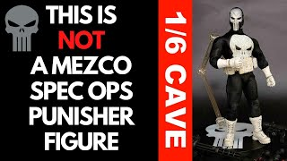 THE (NOT)  MEZCO SPECIAL OPS PUNISHER FIGURE REVIEW