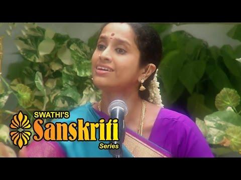 Sabari Moksham - Harikatha By Vishaka Hari video