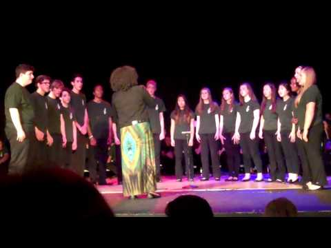Precious Lord -Delaware County Christian School Knight Tones