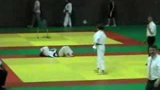 Championnats France Judo 2007 - Juniors