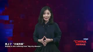 "【北京市政府搬家:""都市圈""治疗""城市病""】Beijing builds sub-center to cure 'big city disease'"