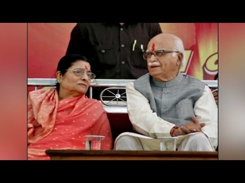 BJP leader LK Advani's wife Kamla Advani passes away