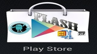 How to flash Roms, Gapps packages & .zip files through ClockWorkMod, CyanogenMod, Play Store Fix!