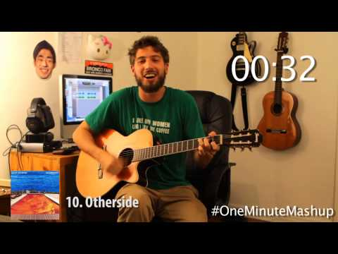 Every Red Hot Chili Peppers Album in a Minute - One HOT Minute Mashup #15