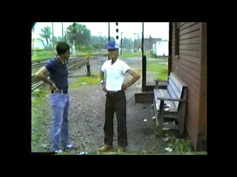 Retired Railroader interview at Mechanicville (NY) yard 07/18/1982