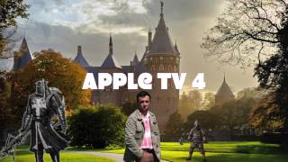 Распаковка Apple TV 4