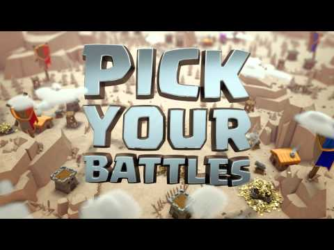 Pick Your Battles: Clan Wars has Arrived | Clash of Clans