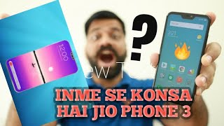 Jio phone 3 unboxing and full review full specification technical guruji