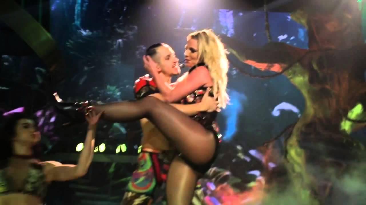 Britney Spears Vegas Britney Spears Toxic Live