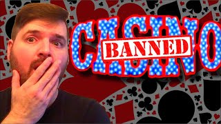 Another Casino Ban Letter! Let's open it LIVE! 2000.00 Casino Slot Play!