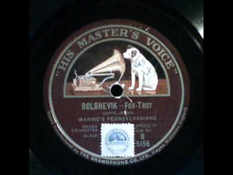 Irving Berlin - Look Out for the Bolsheviki Man