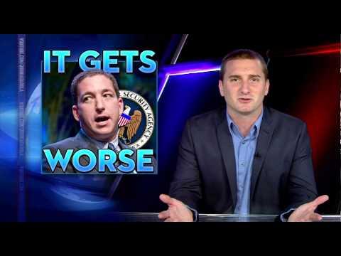 "Glenn Greenwald: ""NSA Can Store One BILLION Calls EVERY Day!"""