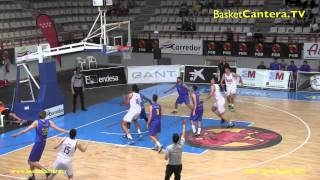 "Junior ""REAL MADRID vs GRAN CANARIA.- Cpto. España ""U18M"" 2015 (BasketCantera.TV)"