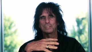 BEST STORY EVER: Alice Cooper