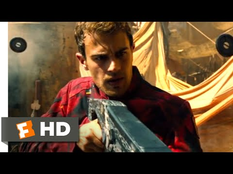 The Divergent Series: Allegiant (2016) - Into The Fringe Scene (3/10) | Movieclips