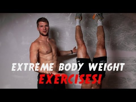 EXTREME BODY WEIGHT EXERCISES! Image 1