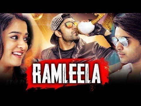 Ramleela Telugu New Released Hindi Dubbed Full Movie Update Hindi Rights Sold¦SHDF