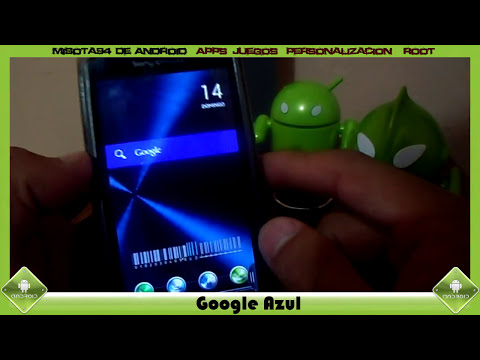 Personalizacin para Android nica y Especial No.2 + Next Launcher /MiSoTa94/