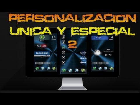 Personalización para Android Única y Especial No.2 + Next Launcher /MiSoTa94/
