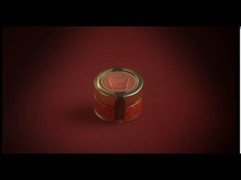 Heinz celebra San Valentín con perlas de caviar de kétchup