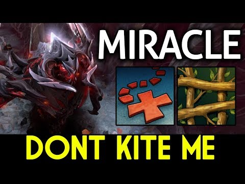 Miracle- Dota 2 [Shadow Fiend] Dont Kite Me!