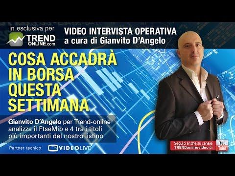Video intervista a Gianvito D'Angelo 21 gennaio 2015