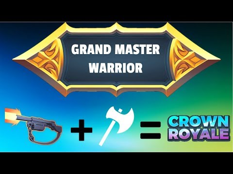 Shotty Warrior is SICK! High kill Realm Royale game!