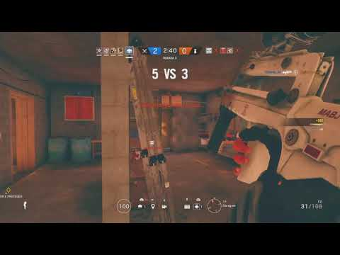 (DUDA) Rainbow Six Highlight #4