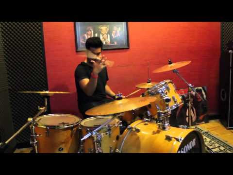 Divide - Titik Dalam Koma Drum Cover by Mikeey Lie