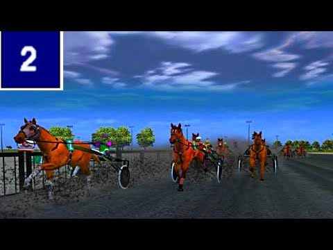 Horse Racing Manager 2 English - Stable Mode Gameplay (Day 2)