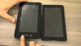 Micromax Funbook Alpha P250 Unboxing and comparison with Funbook p300 - iGyaan