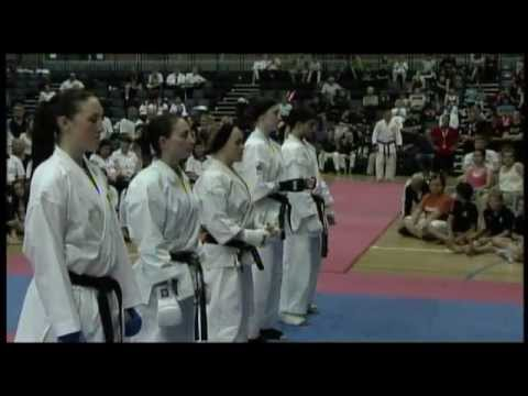 NAS Championships 2010 top rated kumite live broadcast