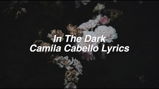 In The Dark || Camila Cabello Lyrics