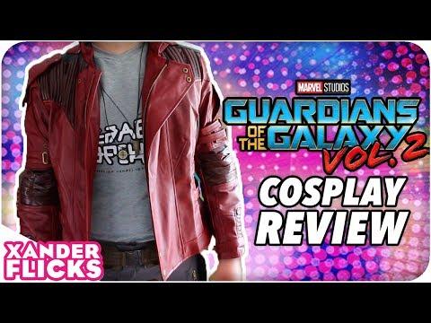 Guardians of the Galaxy Vol 2: Starlord Cosplay Review - XanderFlicks