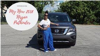 Introducing 2018 Nissan Pathfinder