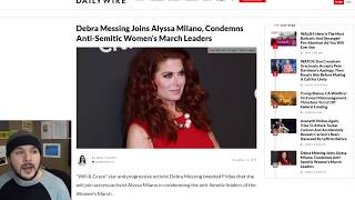 Woman's March Loses Human Rights Award Over Antisemitism