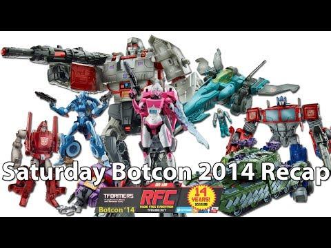 Botcon 2014 Saturday Recap
