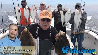 May 25, 2017 New England Fishing Report with Toby Lapinski
